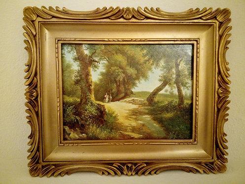 B62 - Landschaftsmalerei