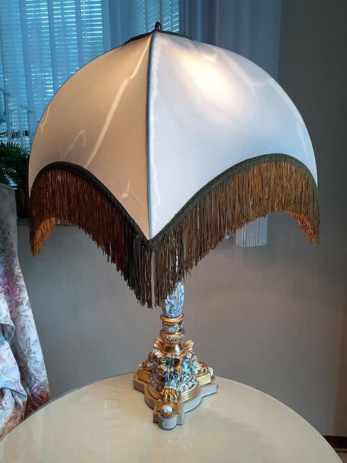 HO57 Stehlampe mit Porzellanfuß