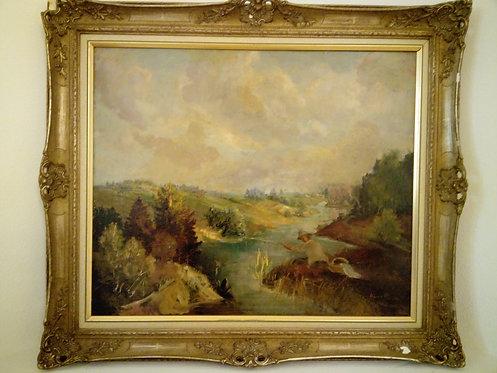 B120 - Landschaftsmalerei