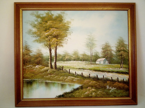 B20 - Landschaftsmalerei