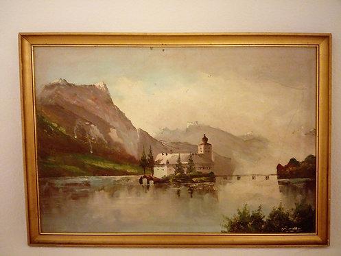B6 - Schloss Orth - Gmunden
