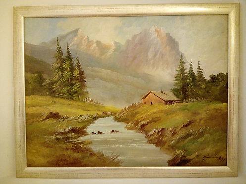 B54 - Landschaftsmalerei