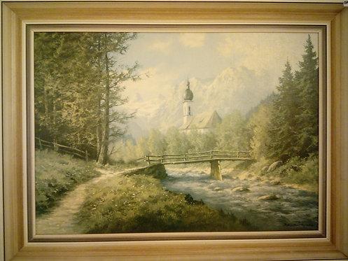 B1 - Landschaftsmalerei