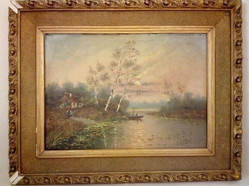 BK140 - Landschaftsmalerei