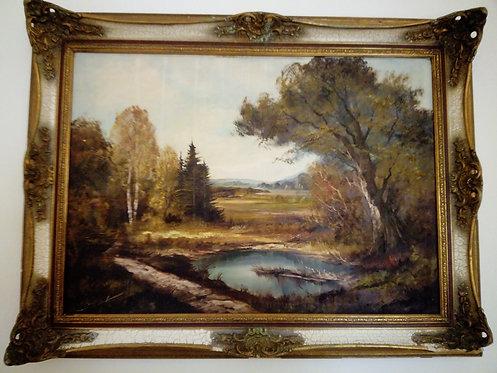 B42 - Landschaftsmalerei