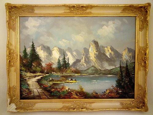B57 - Landschaftsmalerei