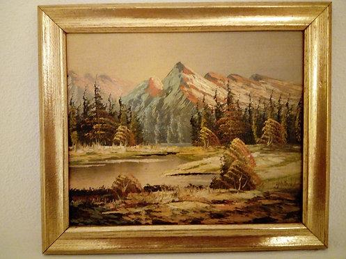 B61 - Landschaftsmalerei