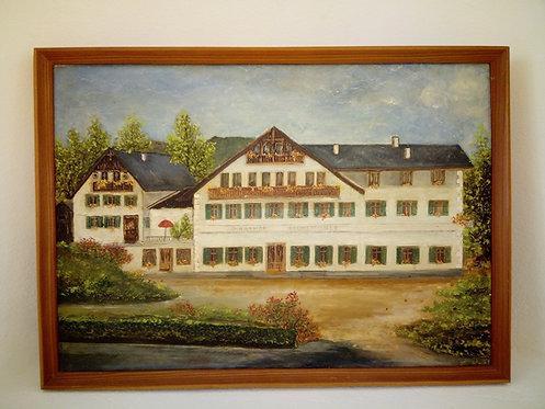 B21 - Gasthaus Pichlmühle Attersee 1971