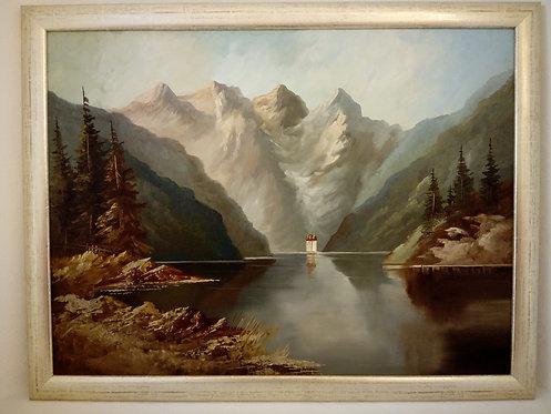 B52 - Landschaftsmalerei