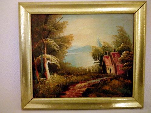 B58 - Landschaftsmalerei