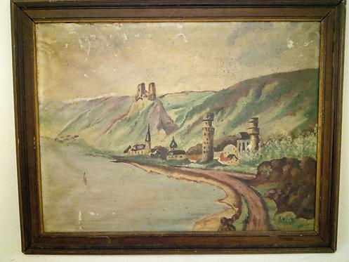 B92 - Landschaftsmalerei
