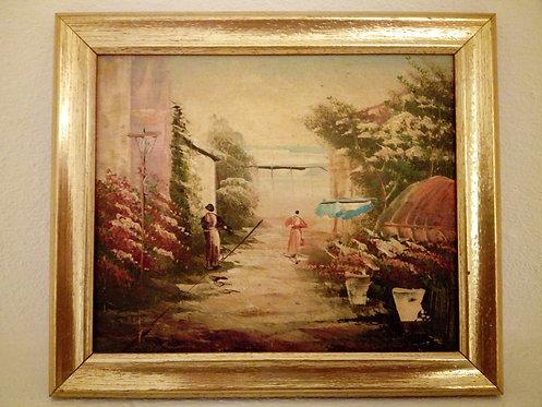 B59 - Landschaftsmalerei