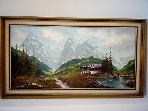 B17 - Landschaftsmalerei