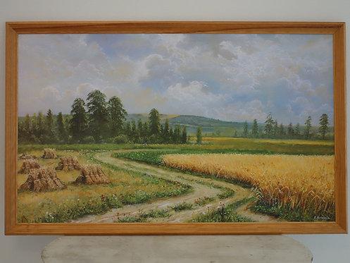 B162 - Landschaftsbild (Druck)