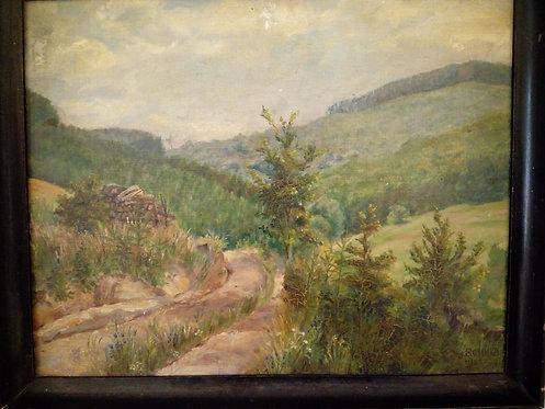 B47 - Landschaftsmalerei