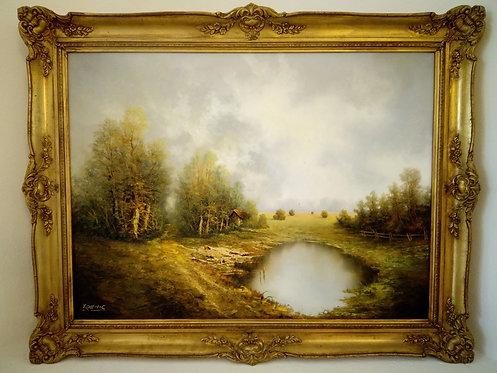 B49 - Landschaftsmalerei