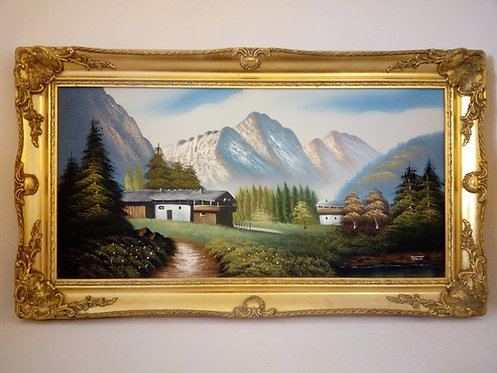 B99 - Landschaftsmalerei