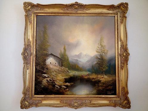 B35 - Landschaftsmalerei