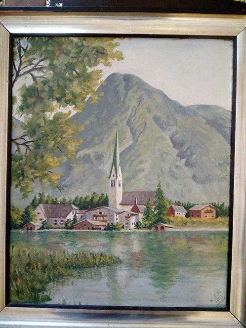 B33 - Landschaftsmalerei