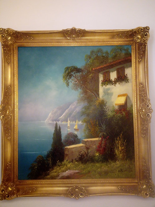 B113 - Landschaftsmalerei