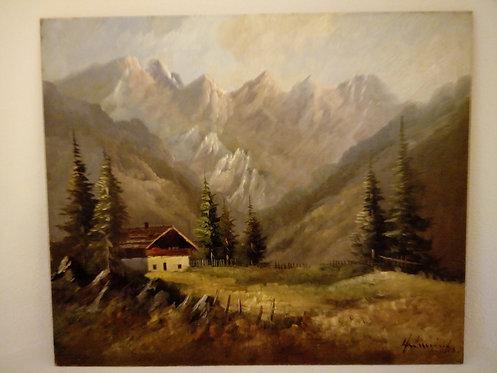 B55 - Landschaftsmalerei