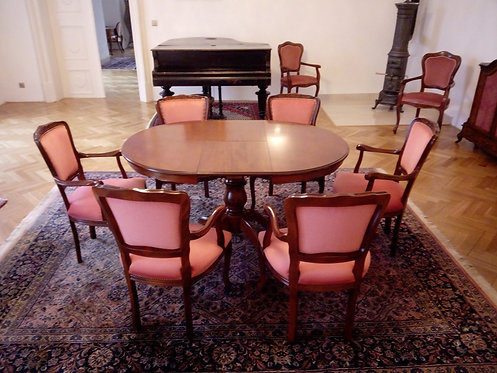 A81 - Sitzgruppe mit Tisch