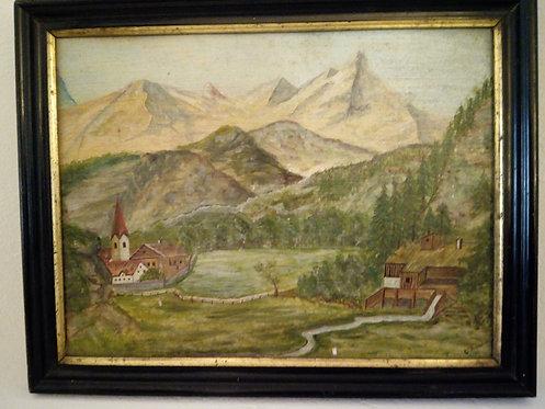 B101 - Landschaftsmalerei