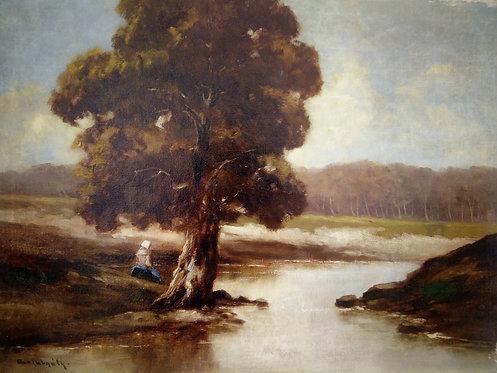BK127 - Landschaftsmalerei