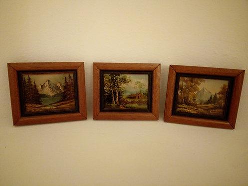 B64/B65/B66 - Landschaftsmalerei