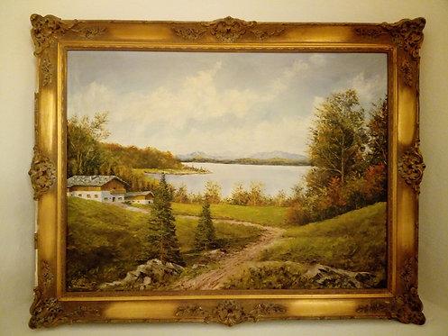 B12 - Landschaftsmalerei