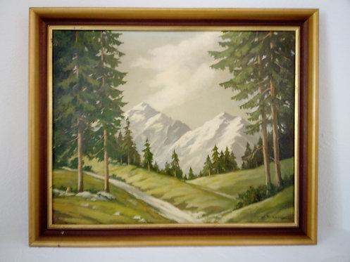 B85 - Landschaftsmalerei