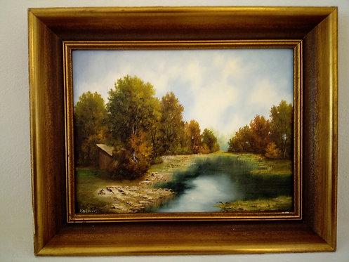 B51 - Landschaftsmalerei