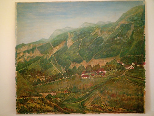 BK125 - Landschaftsmalerei