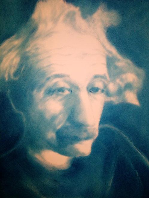 B128 - Albert Einstein