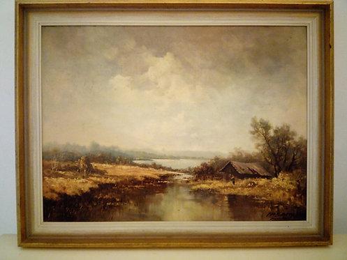 B28 - Landschaftsmalerei