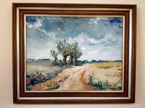 B76 - Landschaftsmalerei