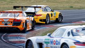 ADAC GT Masters auf dem Lausitzring
