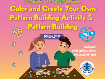 SAMPLE - Pattern coloring and building