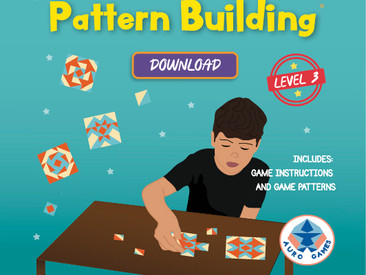 Level 3 - Pattern Building Game
