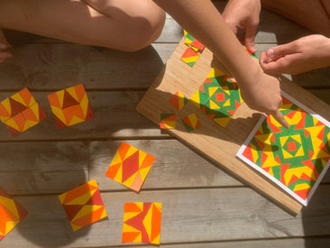 Summer Holiday Play and Learning