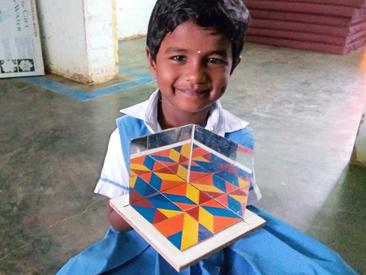 Kaleidoscope Mandala Series