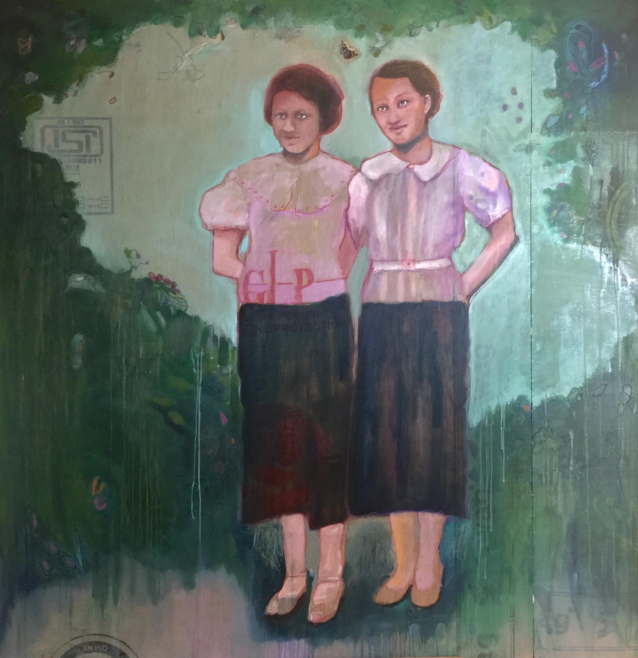 De zusjes