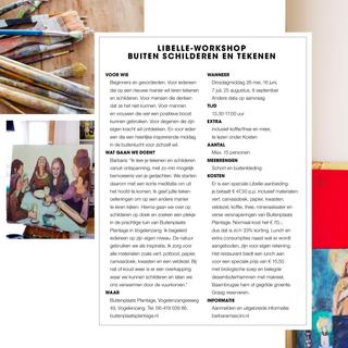 Interview en Workshop voor de Libelle