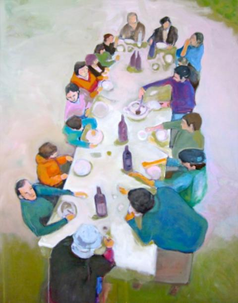 La Famiglia-Cena