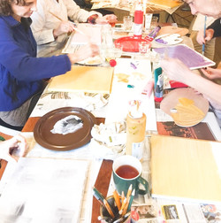 schilderworkshop amsterdam