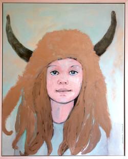 Buffalo Girl