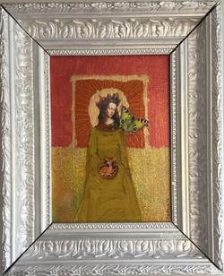 Maria in Blije verwachting