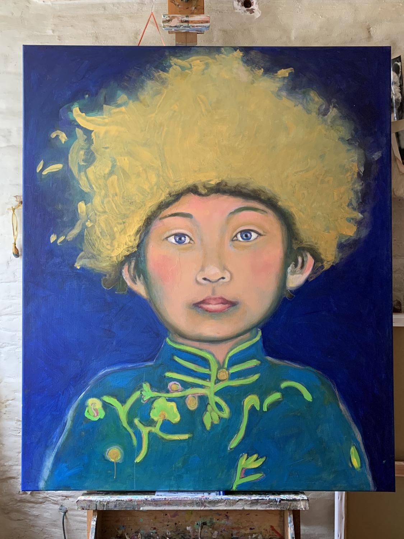portret de Kleine Prins