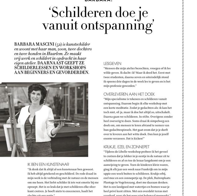 Interview Liebelle