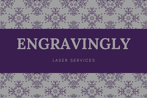 Engravingly